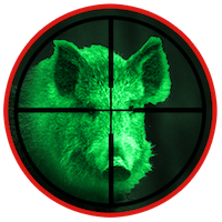 Green LED tactical flashlights are ideal for hunting hogs at night - HogmanOutdoors.com