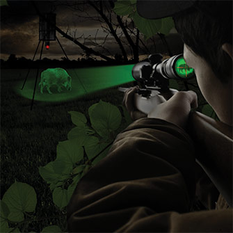 Night Hunting with Game Alert Night Hunting Module