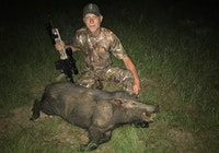 East Texas Hog