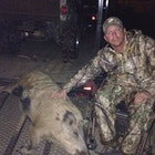 My biggest hog
