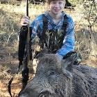 first hog