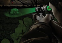 Game Alert Rifle Kit in Action